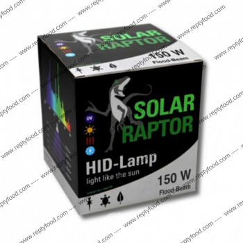 SOLAR RAPTOR HID 150W FLOOD...