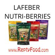 Vendita lafeber nutri-berries per uccelli| Reptyfood
